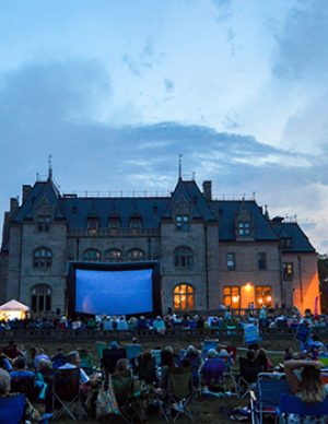 newportFILM Outdoors