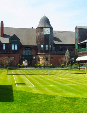 Tennis Hall of Fame Open