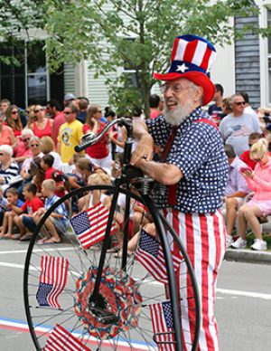 232nd Bristol Fourth of July Parade