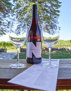 Fireside Evening Music Series at Newport Vineyards