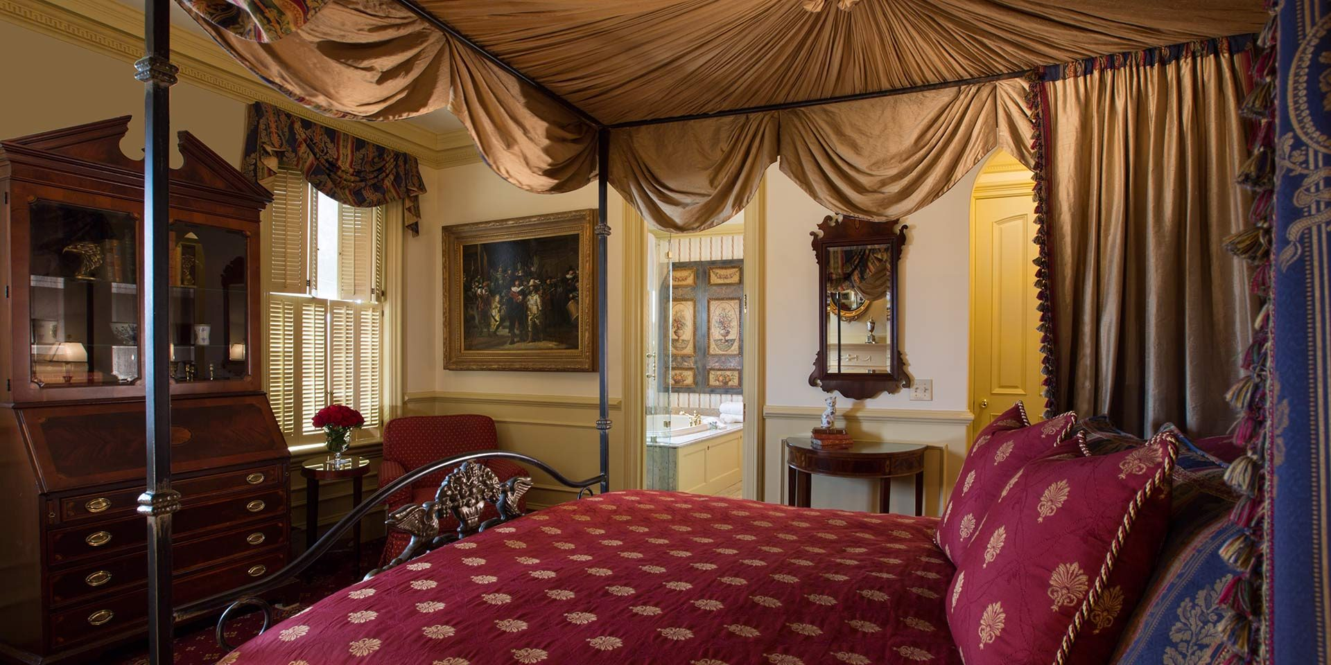 federal manor room at the chanler