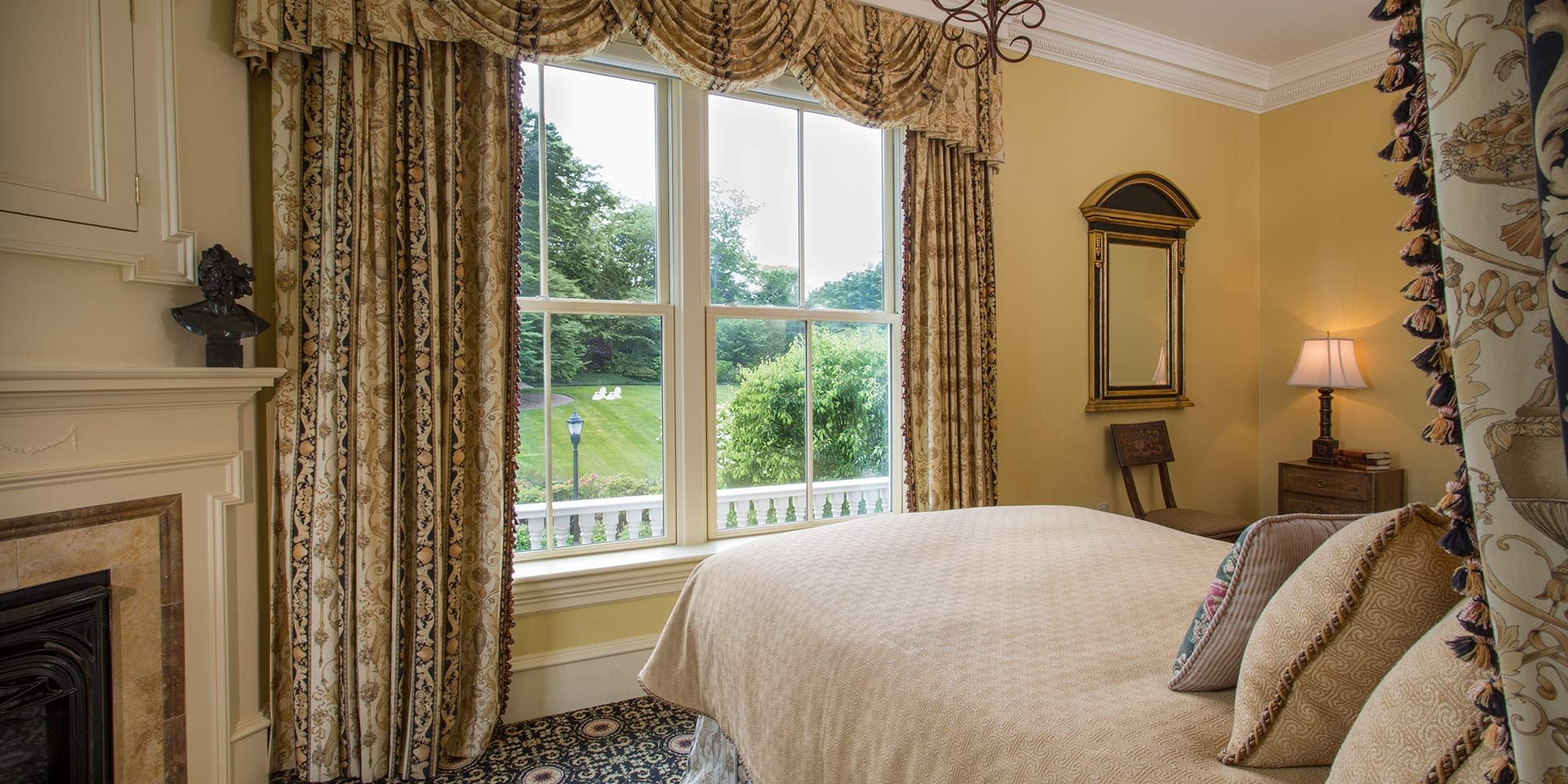 historic greek revival home the chanler at cliff walk