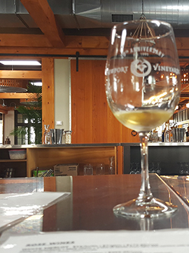 Milk & Honey-Wine & Cheese Class at Newport Vineyards