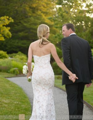wedding at the chanler at cliff walk
