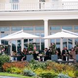 The Terrace serves as one of the most desirable event spaces in Newport.