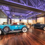 Visit the Audrain Automobile Museum, located a short drive from The Chanler.