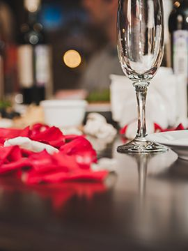 Valentine's Day Dinner at Cara