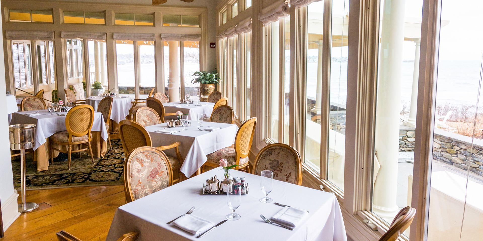 The Cafe Newport Rhode Island Restaurant The Chanler