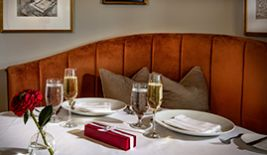 The Art of Romance Valentine's Day package at The Chanler