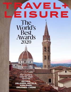 Travel + Leisure 2020 World's Best (U.S.)